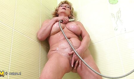 German Milf have fun with village xxx a guy on the couch black